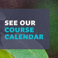 Continuing Studies Course Calendar